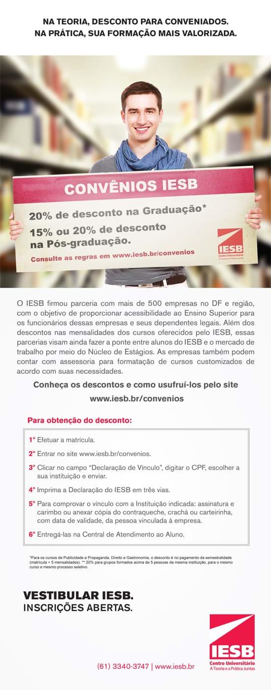 IESB | Convênios ANAJUSTRA - photo#36